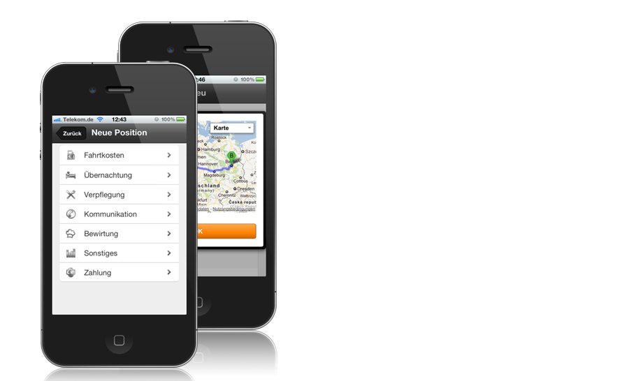 Onexma Mobile Spesen